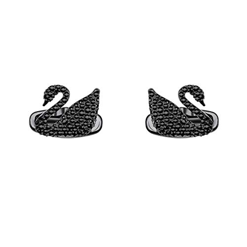 Swarovski -Manschettenknöpfe Edelstahl Kristall 5427129