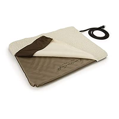 """K&H Pet Products Lectro-Soft Replacement Cover Small Fleece 14"""" x 18"""" (Heated Pad Not Included)"""