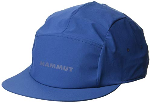 Mammut Uni Kappe Cabal Cap, blau, L-XL