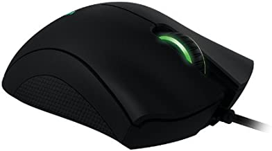 Razer DeathAdder Essential - Optical eSports Ergonomic Professional-Grade Gaming Mouse - 6,400 Adjustible DPI