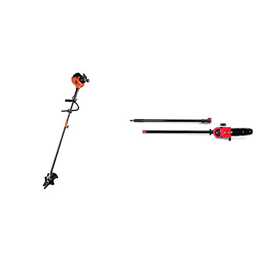 New Remington RM2700 Ranchero Gas String Trimmer and Pole Saw Attachment
