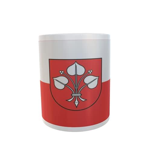 U24 Tasse Kaffeebecher Mug Cup Flagge Colbitz