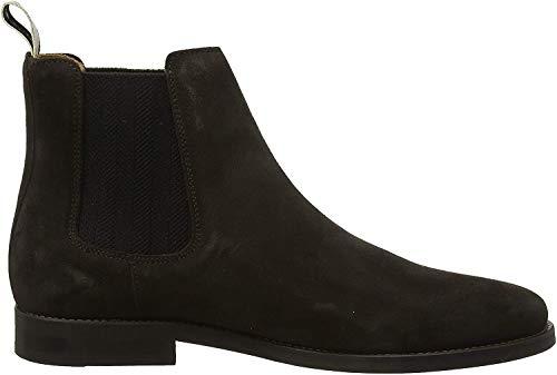 GANT Footwear Herren MAX Chelsea Boots, Braun (Dark Brown G46), 44 EU