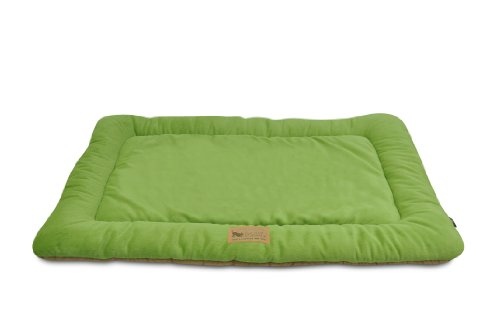 P.L.A.Y. PET LIFESTYLE AND YOU Tapis pour Chien Vert Taille Moyenne