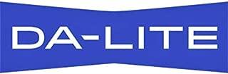 Da-Lite Professional Electrol - Projection screen (motorized) - 1:1 - Matte White