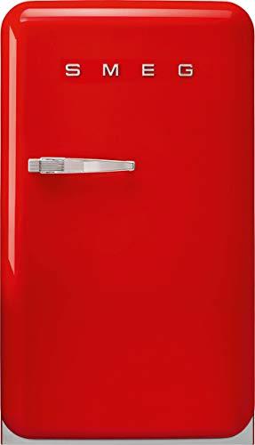 Smeg FAB10RRD2 Rosso frigorifero cerniere a destra libera installazione Classe A++ Dimensioni 960x543x632 volume lordo 118 litri