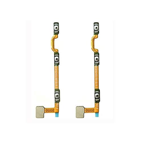 JLZK Seguridad For Motorola Moto G4 Plus XT1644 XT1622 Interruptor de Encendido Botón de Encendido/Apagado de Volumen Cable de la flexión FPC Fuego