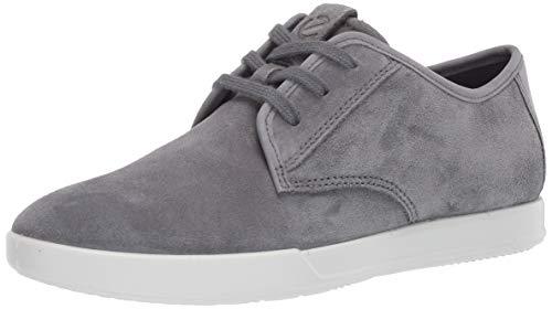 Ecco Herren COLLIN2.0 Sneaker, Grau (Titanium/Titanium 52997), 43 EU