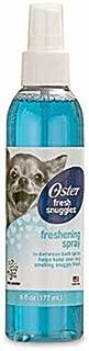Oster Professional 078477-145-002 Dog Cologne, Fresh Snuggles, 6-oz. - Quantity 4