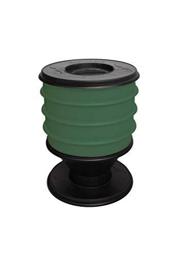 Eco-Worms - Lombricomposteur Coloris Vert Sapin