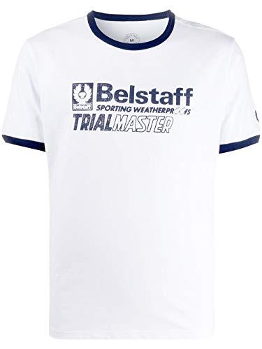Belstaff Ringer Trialmaster Graphic T-Shirt-M