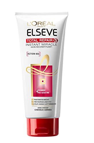 L'Oréal Paris Elseve Total Repair 5 Soin Miracle Instantané Cheveux Secs Abîmés