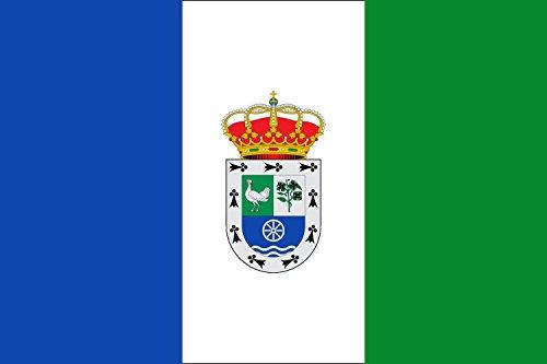magFlags Bandera Large Valdepolo, León, España   Bandera Paisaje   1.35m²   90x150cm