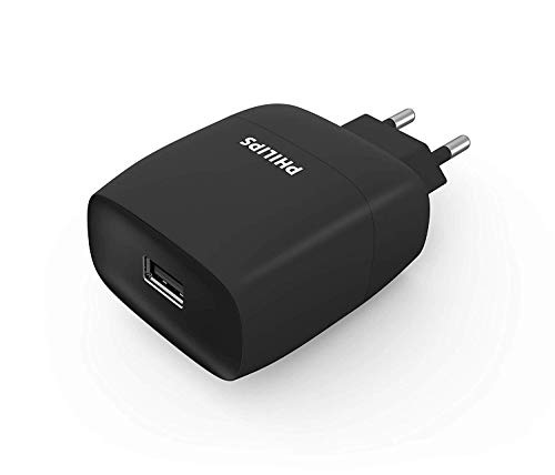 Philips DLP2501 2.1 A USB Wall Charger Black