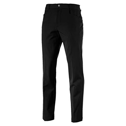PUMA Herren Stretch Utility Pants Hose, Black, W34/L32