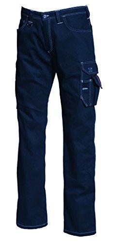 Tranemo 7720-15-32-D112 Jeans Craftsmen Pro Größe D112 in marine blau