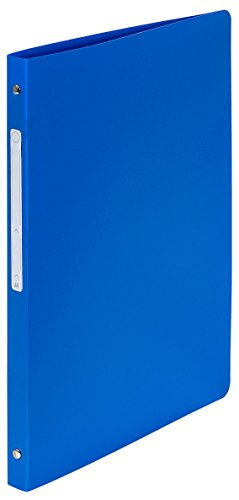 Exacompta 51192E Cartelle ad Anelli, 32 x 25 cm, Blu, 1 pezzo
