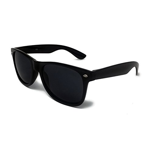 Black Lens Classic Sunglasses - ...