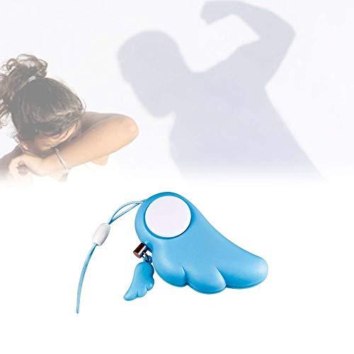 Alarmton 90db x Damen - Persönlicher Schutzengel Schutzengel Flügel - Anti-Staub, Diebstahlsicherung