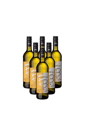 Lauffener Weingärtner Blanc de Blancs QbA lieblich Weißcuvée (6 x 0.75 l)