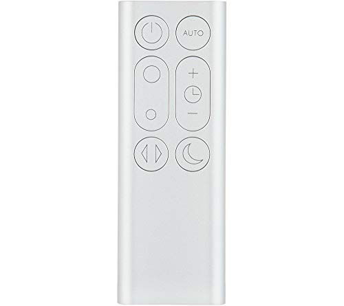 Dyson Replacement Remote Control 967400-01 for Pure Cool Link Tower and Desk Fan White