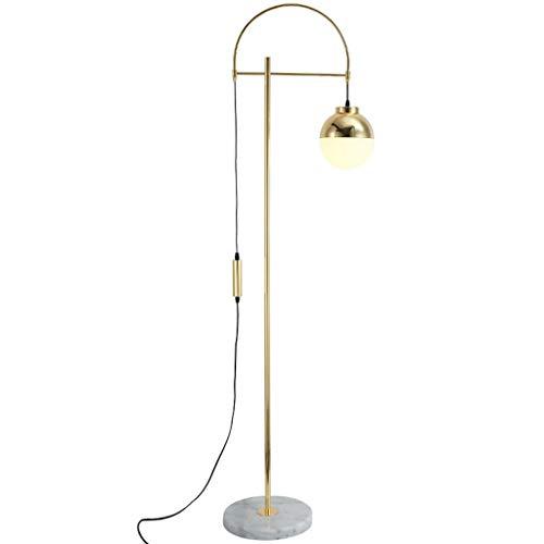 Vloerlamp, Nordic Studio, slaapkamer, woonkamer, salontafel, luxe, eenvoudig, modern, warm, verticaal, weergave, lamp