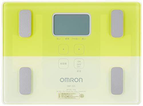 オムロン体重体組成計HBF-225-Y