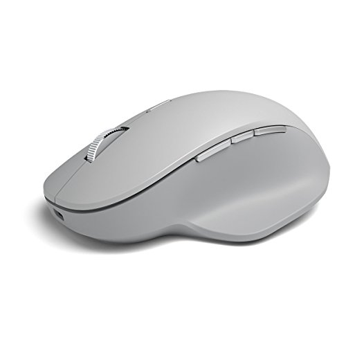 Microsoft ftw-00006–Surface Precision Mouse (Bluetooth 4.06Buttons) Grey