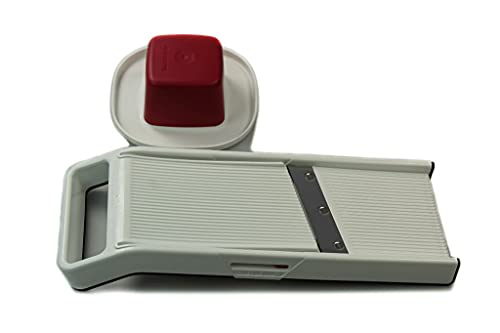 TUPPERWARE C68 Mandolino Junior bianco rosso scuro 38495