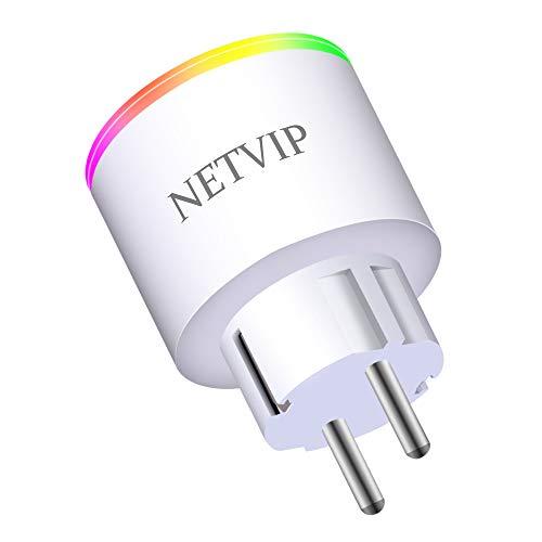 Comprar NETVIP enchufe monitorización de energía