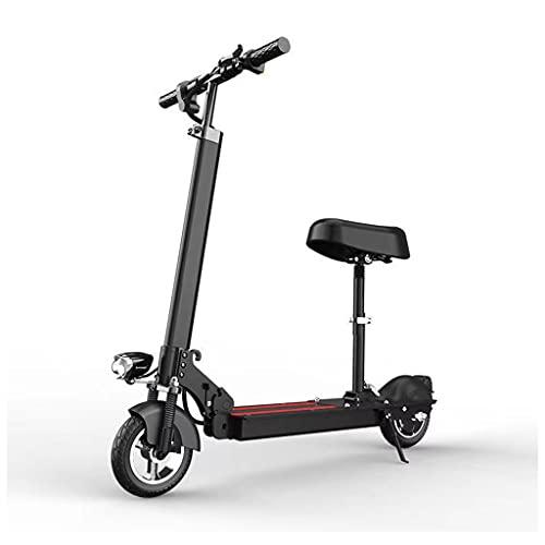 KHUY Patinete Electrico Plegable Adulto, Patinete Electrico Baratos Adulto Monopatín Bicicletas Patín...