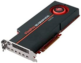 New Ati Firepro V9800 4gb Ddr5 6x Mini Displayport Pci-Express Video Card Support 3d Stereoscopic