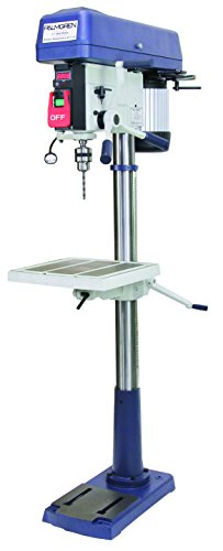 For Sale! Palmgren 9680177 Heavy Duty 16-Speed Floor Step Pulley Drill Press, 17 Swing, 1 hp, 120/2...