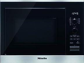 Miele M 6022 SC - Microondas (2100W, 220-240V, 10A, 46,8 cm, 31 cm, 35,2 cm) Acero inoxidable