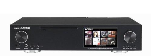 Cocktail Audio X30 schwarz Audioplayer mit FM, CD und Verstärker mit 500GB SSD