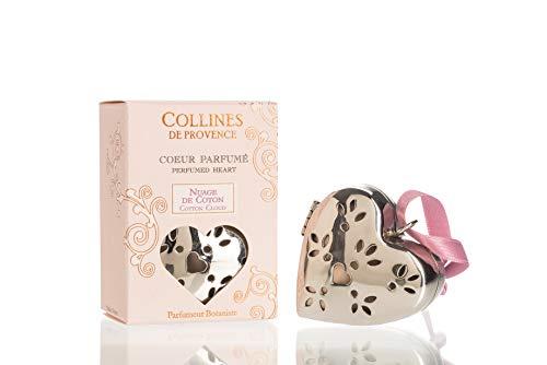 Collines de Provence C0218NCO Parfum d'intérieur, Transparent, 5,5cmx4cmx7,6cm
