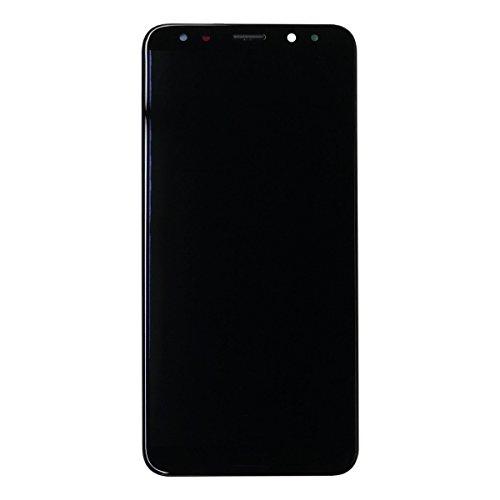 swark LCD Display Kompatibel mit Huawei Mate 10 Lite RNE-L21, RNE-L22, RNE-L01, RNE-L02, RNE-L11, RNE-L23, RNE-L03 Touchscreen Bildschirm Digitizer Assembly Glas + Rahmen+Tools (Schwarz)