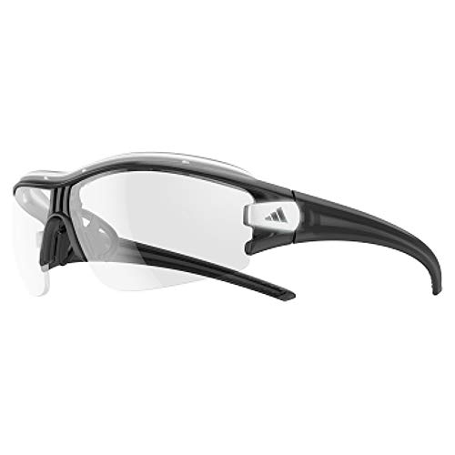 Adidas Brille evil eye halfrim pro ad07 - 6700 coal reflective VARIO (Small)