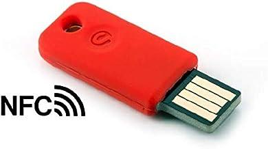 Solo Tap – Llave de Seguridad NFC, autenticación de Dos factores, U2F y FIDO2 – USB-A + NFC