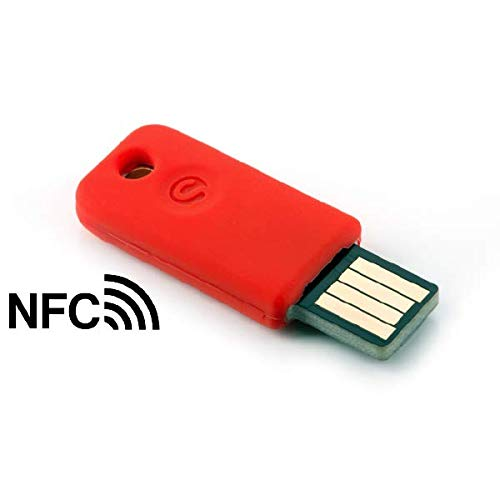 Solo Tap - Sicherheitsschlüssel Zwei-Faktor Authentifizierung, U2F und FIDO2 - USB-A + NFC