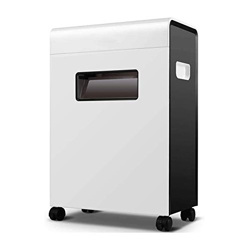 Buy ZCD 12-Sheet High Security Microcut Paper Shredder, Electric Shredder Protects Against Data Thef...