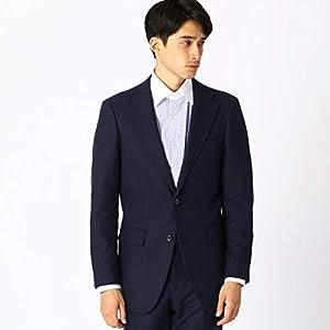 (コムサ イズム) COMME CA ISM 《アップルウール》 セットアップ スーツジャケット 47-05GN03-109 S ネイビー