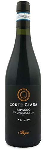 Allegrini Vino la Groletta Valpolicella Ripasso Corte Giara - 6 bottiglie da 750 ml