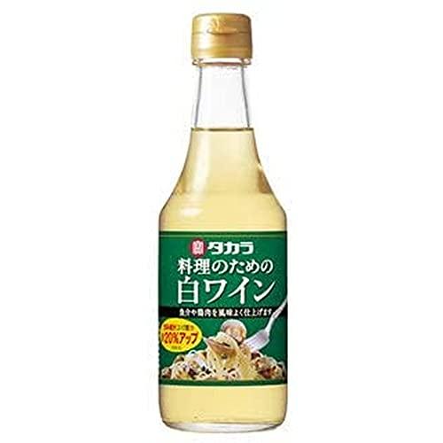 タカラ 「料理のための白ワイン」 300ml [ NV 白ワイン 中辛口 日本 ]
