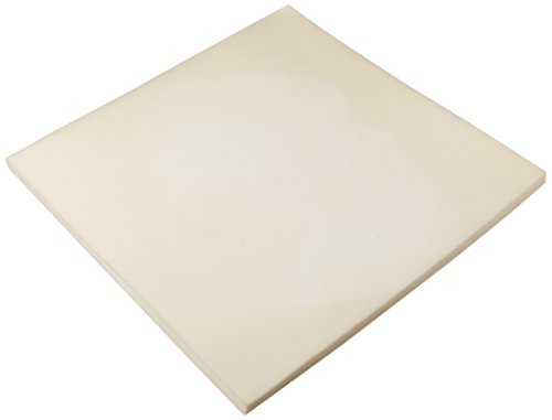 FoamRush Upholstery Foam Cushion High Density, Chair Cushion Square Foam for Dinning Chairs, Wheelchair Seat Cushion Replacement, 1' W x 24' L x 24' H