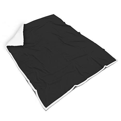 Ainiteey mooie bont fleece deken voor bed Zorgvuldige verwerking voor alle mensen veelzijdige stijl White 150x200cm
