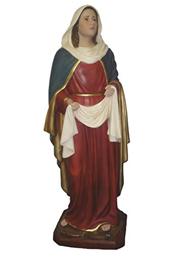 Woodington's Sorrowful Blessed Virgin Mother Mary Large Calvary 48 Inch Statue