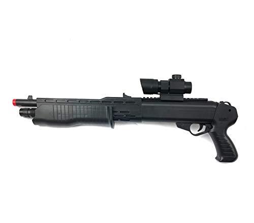 434031 Escopeta de juguete para niños con balines CIGIOKI calibre 6 mm...