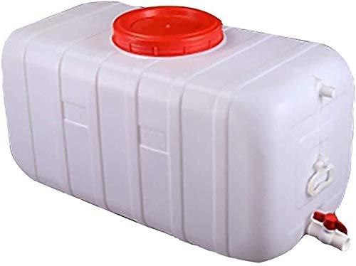Tragender / stark und haltbar Chunjing 45L Wasservorratsbehälter Bpa Free Water Lagerung Eimer Außen säure- und laugenbeständig for Outdoor-Reisen Camping Abgabe nur in Außen portable [Trinkeimer]