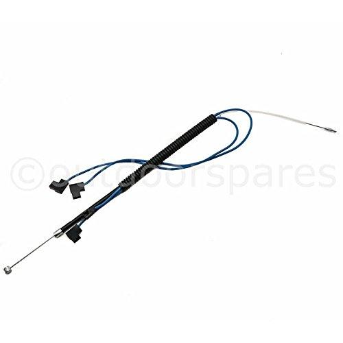 Stihl HS81 HS86 - Cable de acelerador para cortasetos (pieza n.º 4237 180 1102)